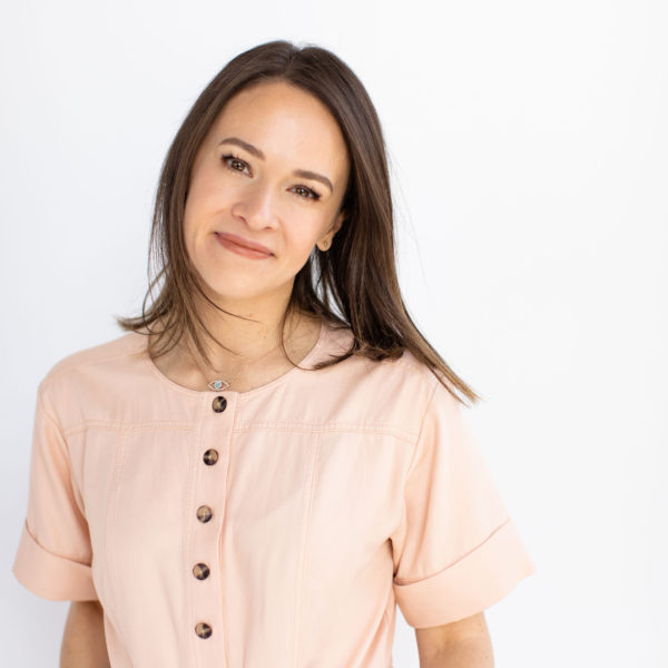 Lorena Garcia, co-founder of Majka, on Ep. 039 of Young Honest Mother: The Podcast
